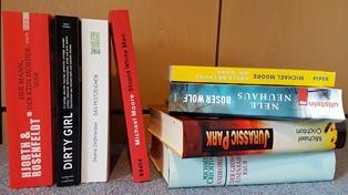 Bücherannahme