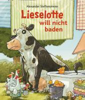 Bilderbuchkino - Lieselotte will nicht baden