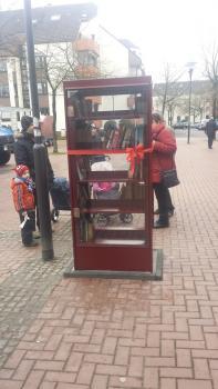 Der Leichlinger Bücherschrank