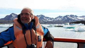 Reisebericht Island und Ost-Grönland von Ulrich Priebus