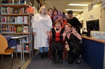 Große Halloweenparty für Kinder
